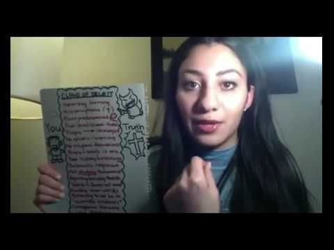 """Ex Muslim """"Nina"""" : Big lie that stops Muslims to see the Truth (Pls Share)"""