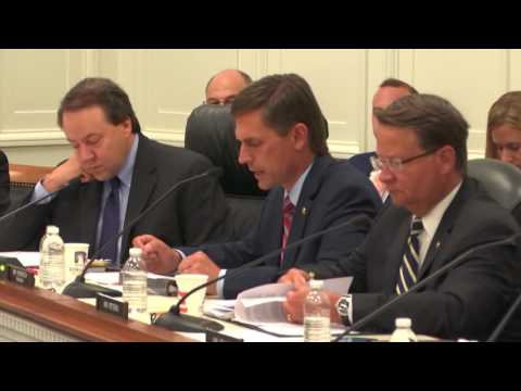 RM Senator Martin Heinrich makes opening statement at JEC hearing