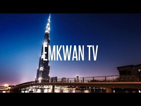 EMKWAN TV - Vlogging From Abu Dhabi and Dubai
