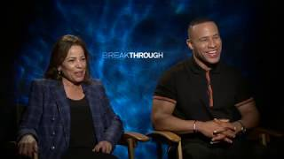 Interview With Devon Franklin & Roxann Dawson From The Movie Breakthrough