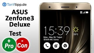 Asus Zenfone 3 Deluxe | Test deutsch