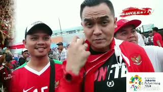 Bright As The Sun Timnas Indonesia Asian Games 2018
