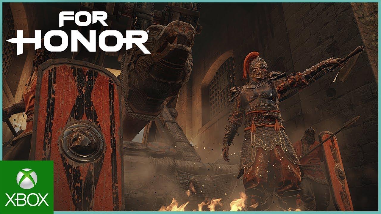 For Honor: E3 2018 Breach Gameplay Walkthrough   Ubisoft [NA]