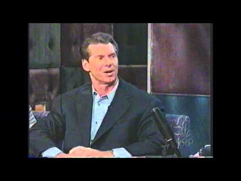 Vince McMahon Interview - Late Night with Conan OBrien - June 24th, 1999
