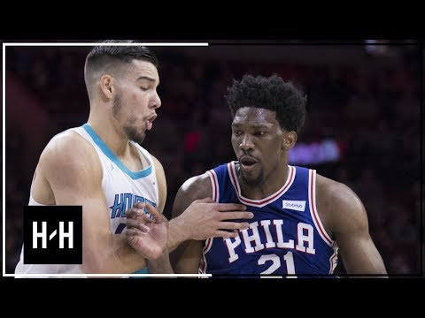 Charlotte Hornets vs Philadelphia Sixers - Highlights | March 19, 2018 | 2017-18 NBA Season
