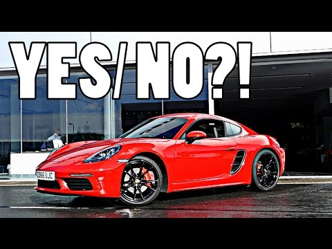 CAN YOU TAKE A PORSCHE SHOPPING?!