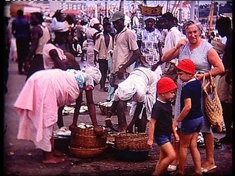 Cruise to turbulent Angola in 1968 (1)