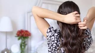 Прически на средние волосы в домашних условиях своими руками (фото и видео)