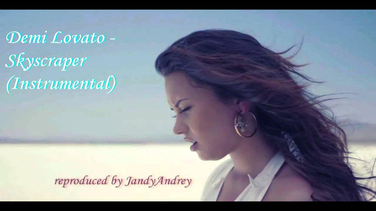 demi lovato lyrics skyscraper - photo #24
