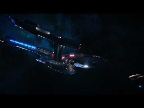 The USS Enterprise appears on Star Trek Discovery
