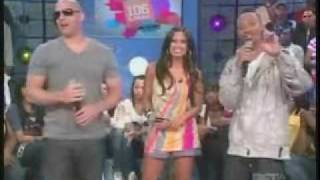 a nice interview with vin diesel on 106park ff4