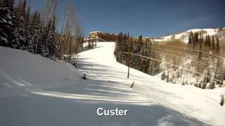 Closing Day 2012 At Deer Valley Resort