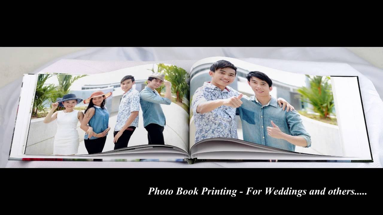 Flame Photography Studio Malaysia Wedding Album Printing Service Promo Video