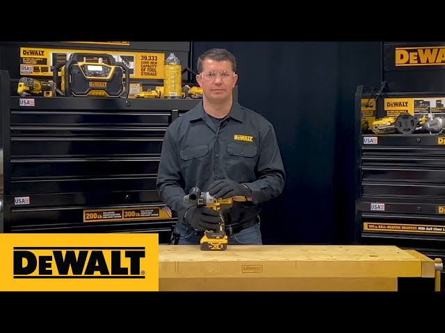 DEWALT® Product Guide - Cordless Drill Speed, Torque, and Clutch Settings