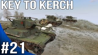 Men of War Red Tide Walkthrough - Crimean Offensive - Key to Kerch