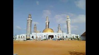 Vous Suivez la Prière du Vendredi à la Grande Mosquée Massalickoul Djinanne en Direct Sur TOUBA TV