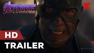 Avengers: Endgame (2019) HD trailer #2 | CZ dabing
