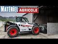 Prise en main Bobcat TL34 65HF by Matériel Agricole