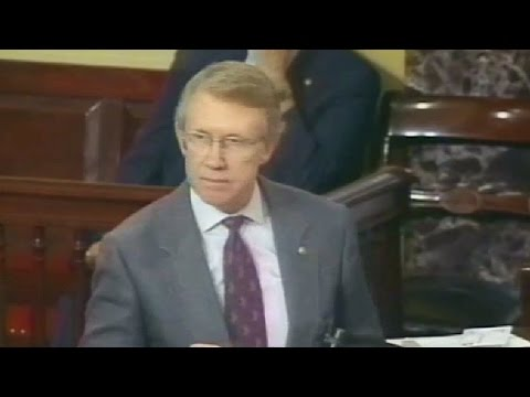 Harry Reid 1993 No Sane Country Would Give Illegals Citizenship
