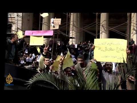 Egypt Burning - The fall of Mubarak