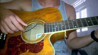 Phố Xa - guitar acoustic ( FULL hợp âm )