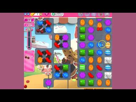 Candy Crush Saga - Level 1649  - no boosters