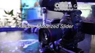 New Toys! Kessler Cineslider and Second Shooter Motorized Controller