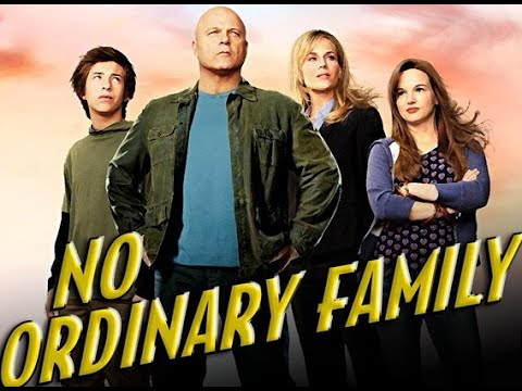 Download No Ordinary Family - Season 1 - Trailer
