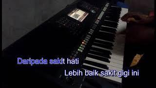 SAKIT GIGI - Meggi Z Karaoke Yamaha PSR