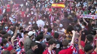 Атлетико чемпион Испании