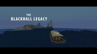 Minecraft Horror Movie: The Blackhall Legacy