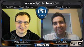 eSports Hero Café: Episode 7 - Contracts w/ Roger Quiles, Esq. [excerpt]