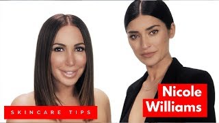 'Wags' Star Nicole Williams Shows Off Super Her SEXY Swimsuit LIne, Plus Skin Care Tips! | Style Lab