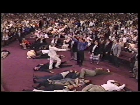 Camp Meeting 1997~ Friday July 4th Part 2~ Benny Hinn