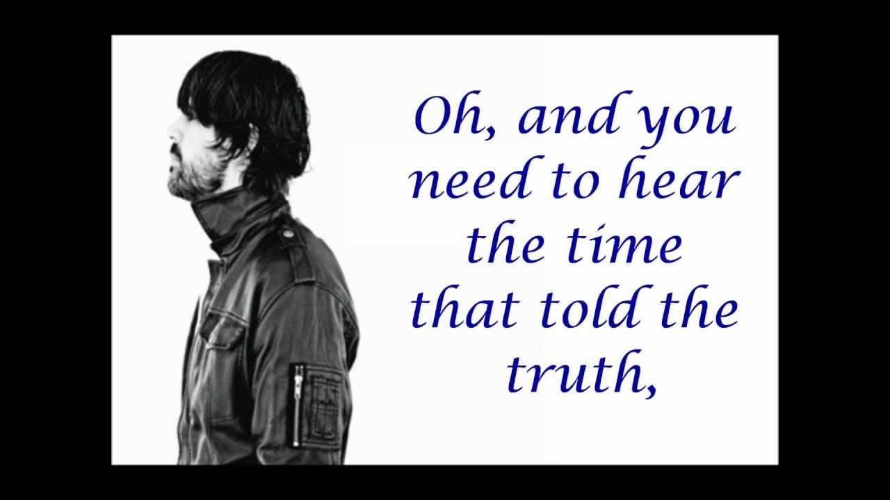 CARY BROTHERS - SOMETHING ABOUT YOU LYRICS