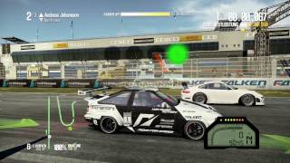Need for Speed SHIFT 2 Unleashed,Toyota Corolla GTS,Xbox 360