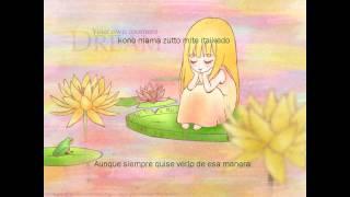【KIMI NI TODOKE】Kataomoi. By Chara「Sub. Esp. + Romaji + Hiragana」- Ending Full