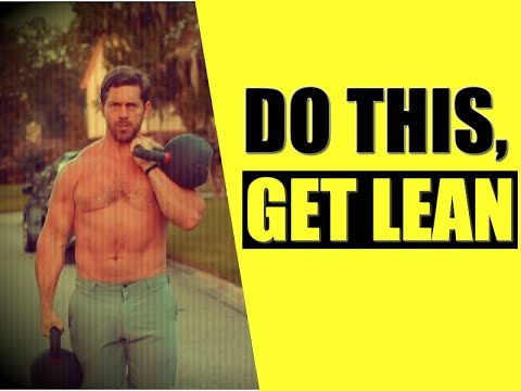 """Kettlebell Shoulder, Back, and Core Finisher [""""Carry Complex""""] 