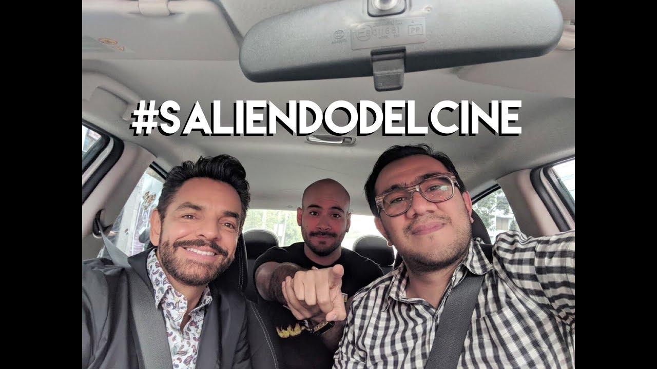 Ver Saliendo del Cine 104 – Eugenio Derbez habla sobre #HombreAlAgua #Overboard en Español