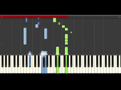 Rae Sremmurd Swang piano midi tutorial sheet partitura cover app karaoke