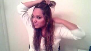 GabyTips.... Peinado sencillo para el diario thumbnail