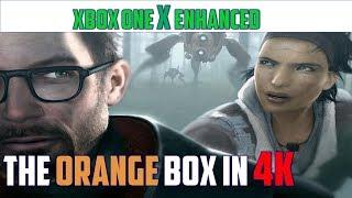 The Orange Box | X enhanced graphics & frame rate analysis X1X | X1S | X1 | X360 | PC