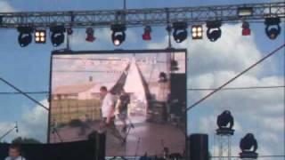Gangsterski Chwyt - Czuby [Rock na Bagnie 2010]