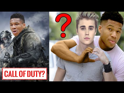 Top 10 Things You Didn't Know About Giannis Antetokounmpo! (NBA)