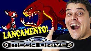 O Mega Drive Ganhou JOGO NOVO!!! - Conheça o Tanglewood