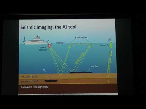"Gulf of Mexico: Geology & Evolution of the Petroleum Industry"". Presented by Cynthia Blankenship,"
