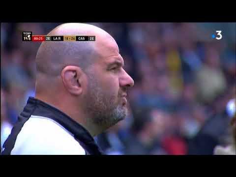 Reactions de supporters du Stade Rochelais après la défaite contre Castres
