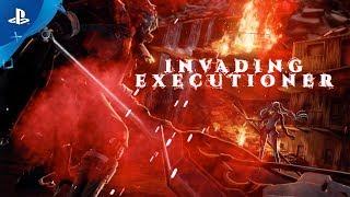 Code Vein - Invading Executioner Trailer   PS4
