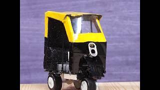 How To Make An Electric Rickshaw