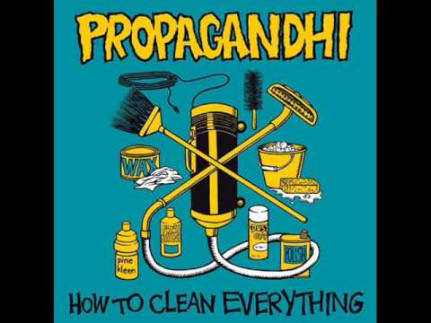 Propagandhi - Haille Sellasse, Up Your Ass (Subtitulada)